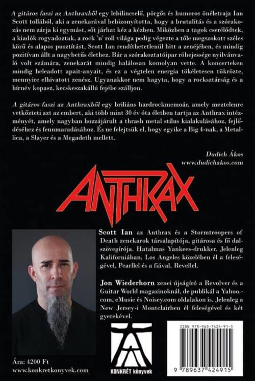 scott ian a gitáros faszi az anthraxből hátsó borító